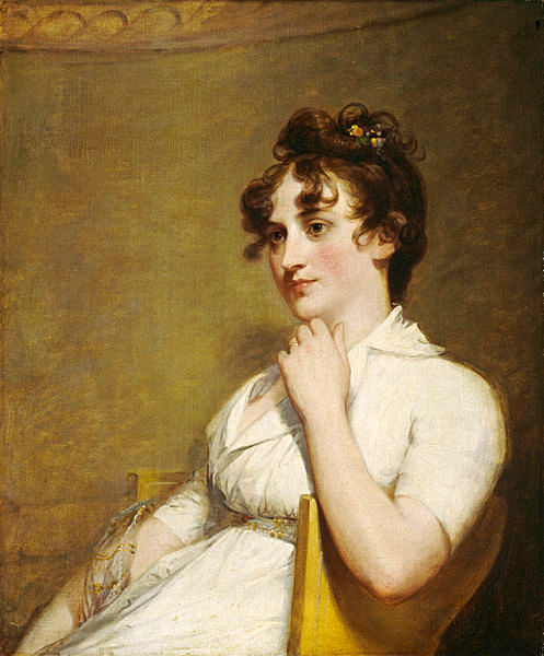 Eleanor Parke Custis Lewis (Mrs. Lawrence Lewis)