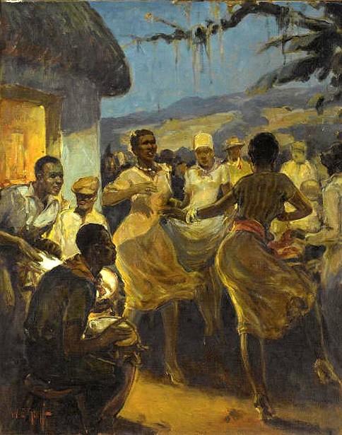 Full Moon - Haitian Rhythm