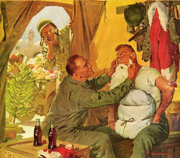 Merry Christmas...Or How Americans Spread The Holiday Spirit Overseas