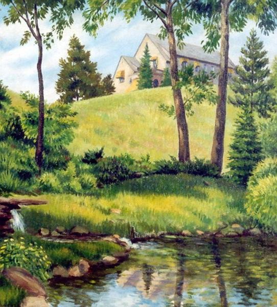 Holcomb's Waterfall