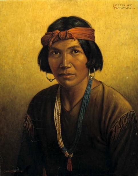 Hostin Nez Navajo