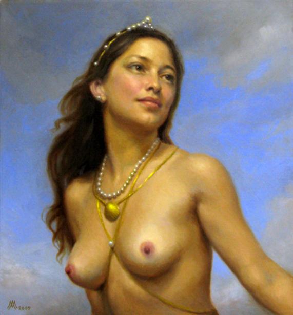 La Sirena - The Mermaid Of Pearls