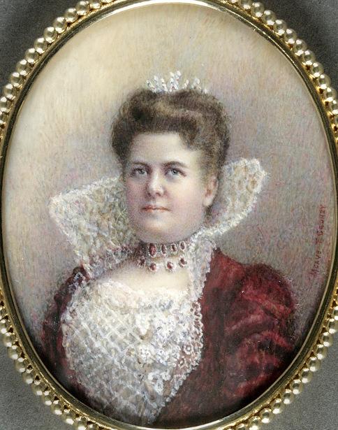 Mrs Bradley Martin (Cornelia F. Sherman)