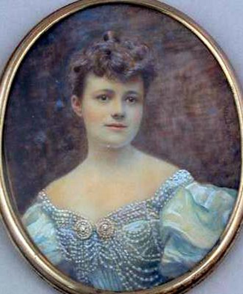 Mrs. R. Ewell Brown (Marion Bowers Lee)