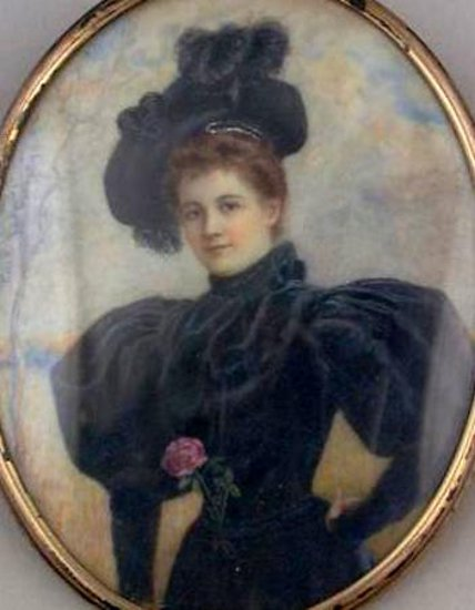 Mrs. William Allen (Mary Houstoun Anderson)
