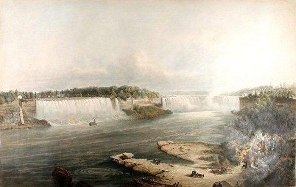 Niagara Falls, General View