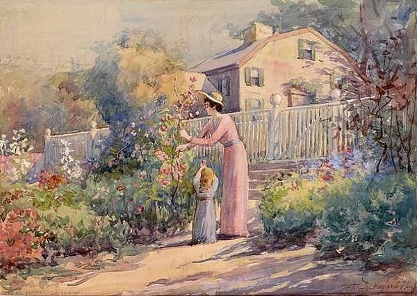 Old Garden - Annisquam