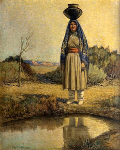 Pueblo Maid