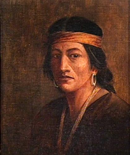 Young Navajo