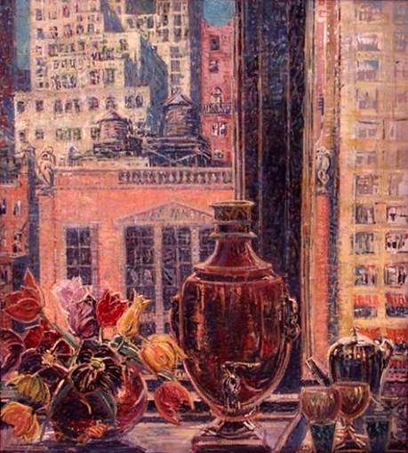 57th Street Window
