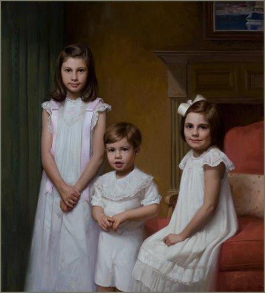 Alexandra, Davis & Shelby