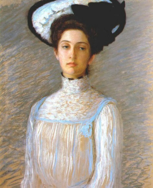 Alice In A White Hat