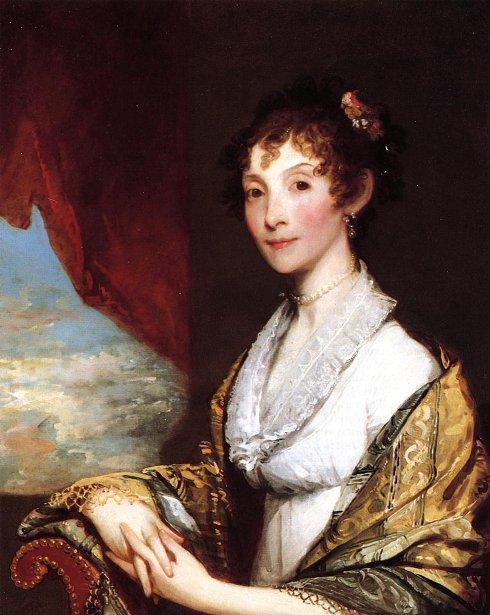 Ann Brewster Stow (Mrs. Edward Stow)