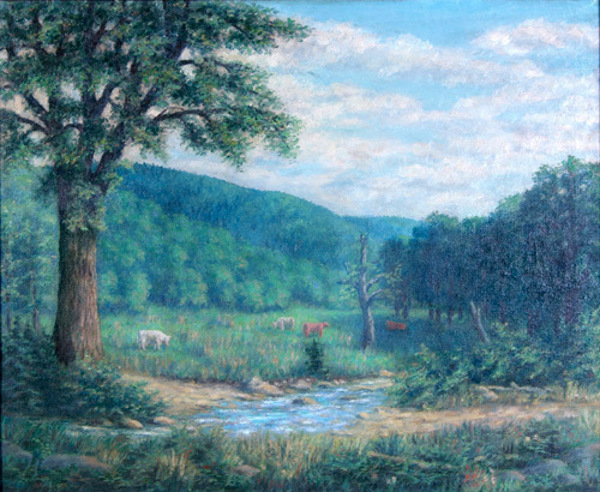 Bucks County Landscape