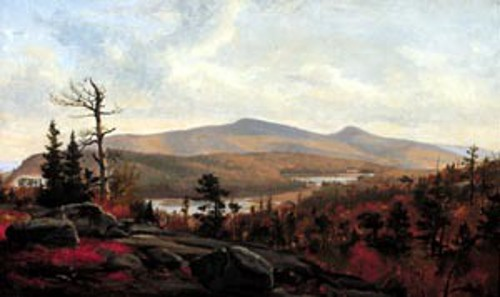 Catskill Creek, Near Leeds
