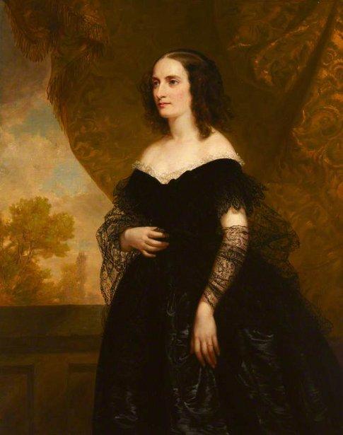 Charlotte Augusta Gibbes (Mrs. John Jacob Astor III)