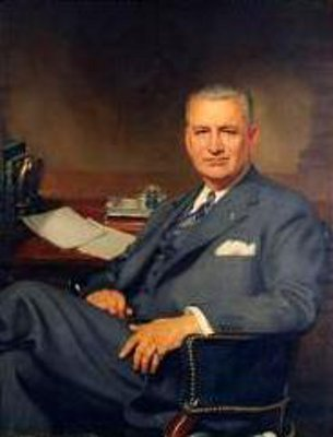 Clinton L. Allen, Aetna President
