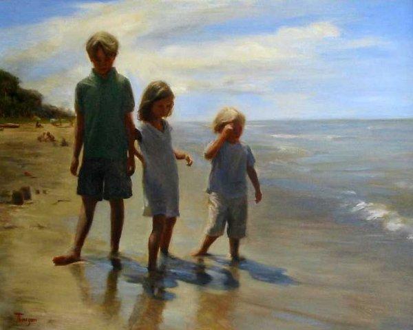 Elijah, Belle And Noah
