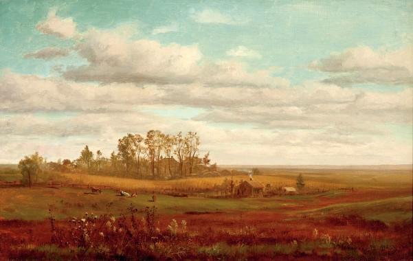Farm Of Seymour Sloan