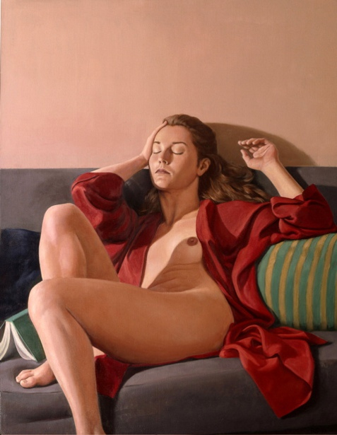 Gayle, Red Robe
