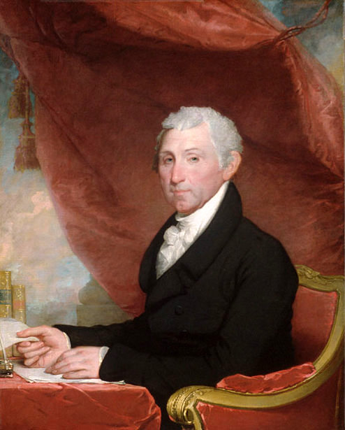 when robert livingston and james monroe In less than three weeks after special american emissary james monroe   under the articles of confederation, succeeding new york's robert livingston.