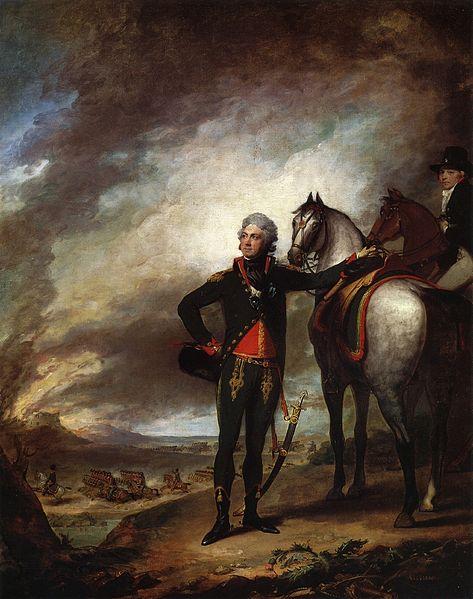 Louis-Marie, Vicomte de Noailles