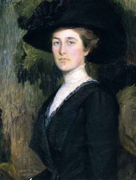Mrs. Henry Lyman (Elizabeth Cabot Lyman)