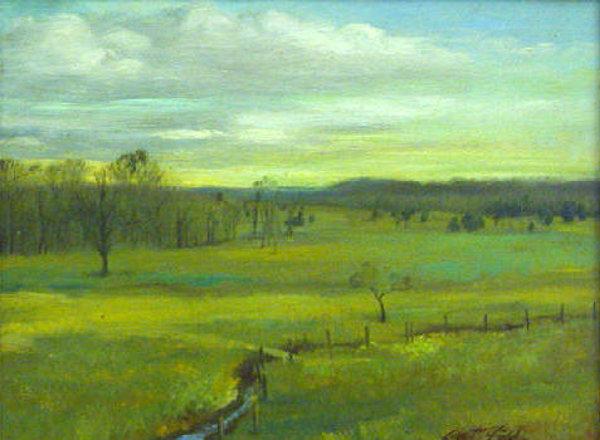 Oklahoma Pasture