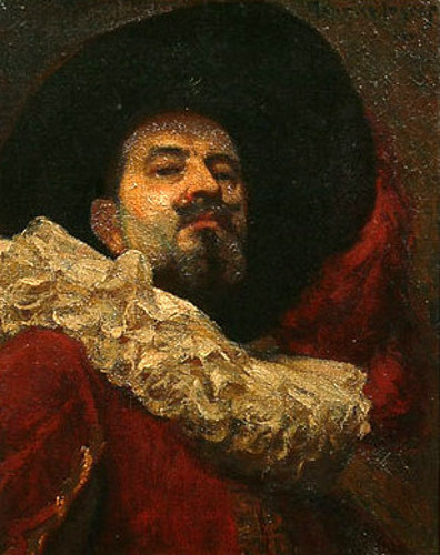 Portrait Of Cavalier