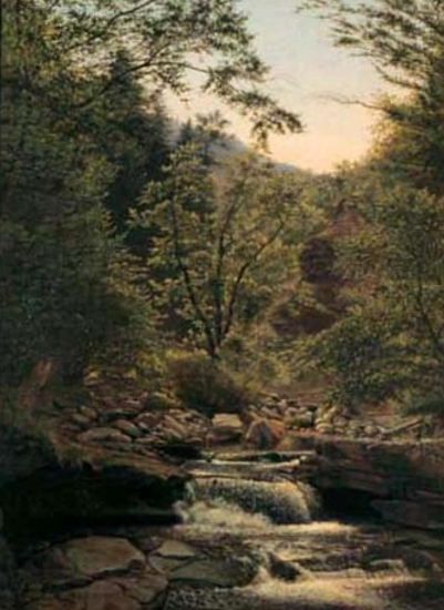 Small Falls, Kaaterskill Clove