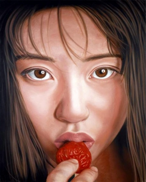 Strawberry Eater