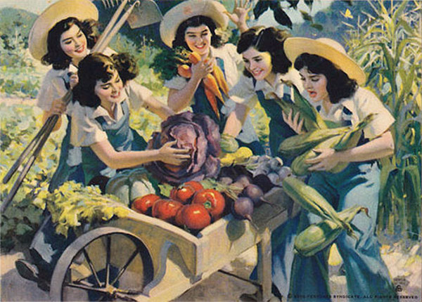 The Dionne Quintuplets - Harvest Days