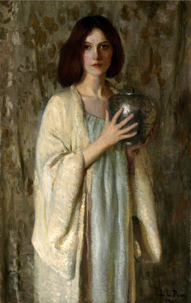 The Silver Vase