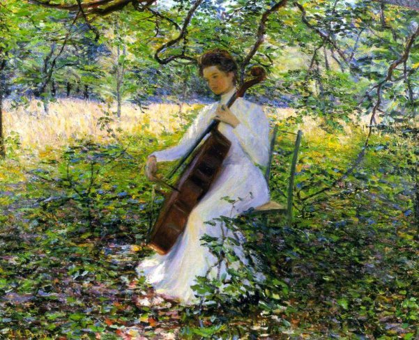 The Violoncellist