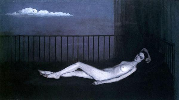 The Weeping Venus (Ida Rubinstein)