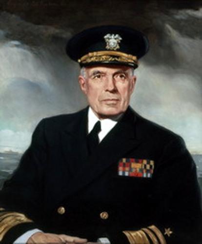 Vice Admiral Thomas Tingey Craven