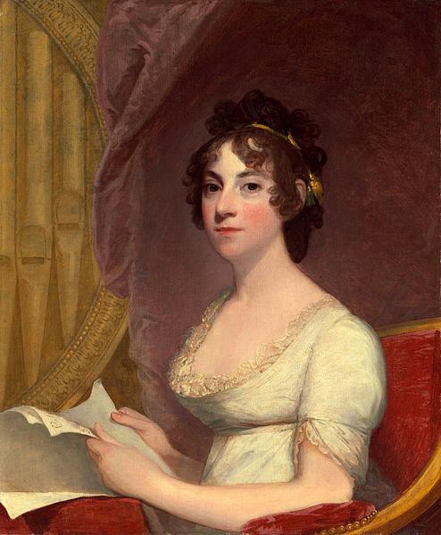 Anna Maria Brodeau Thornton (Mrs. William Thornton)