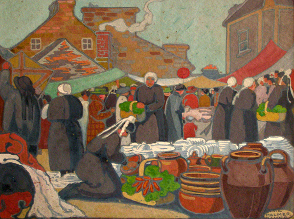 Brittany Market