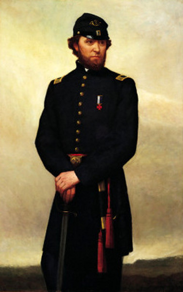 Captain William Madigan