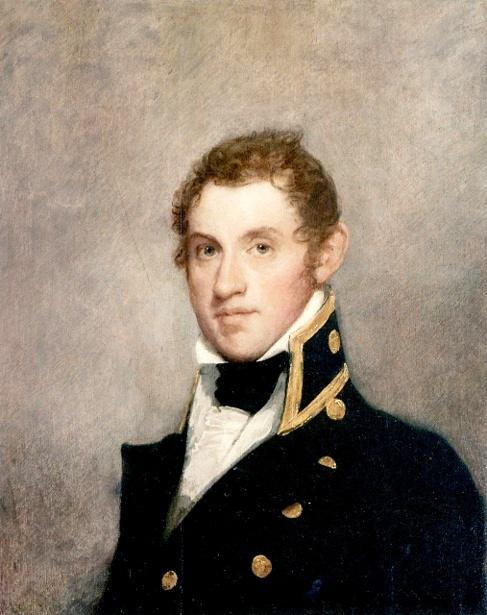 Commodore Joseph Wilson