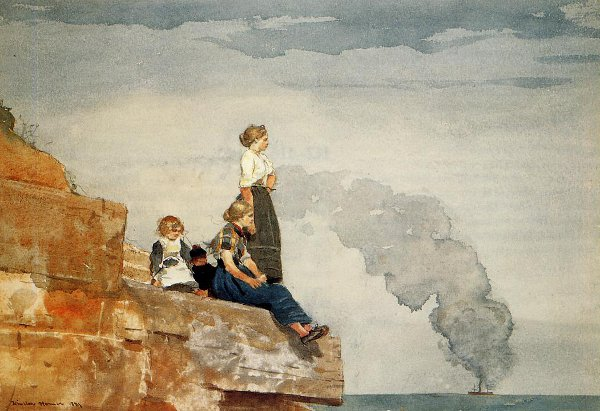 Fisherman's Family - The Lookout
