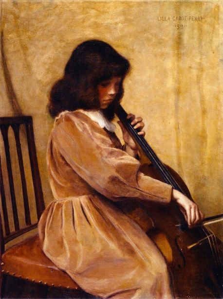 PERRY Lilla Cabot « AMERICAN GALLERY