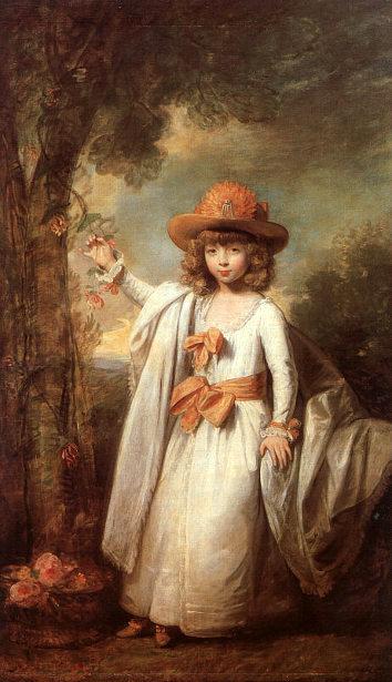 Henrietta Elizabeth Frederica Vane