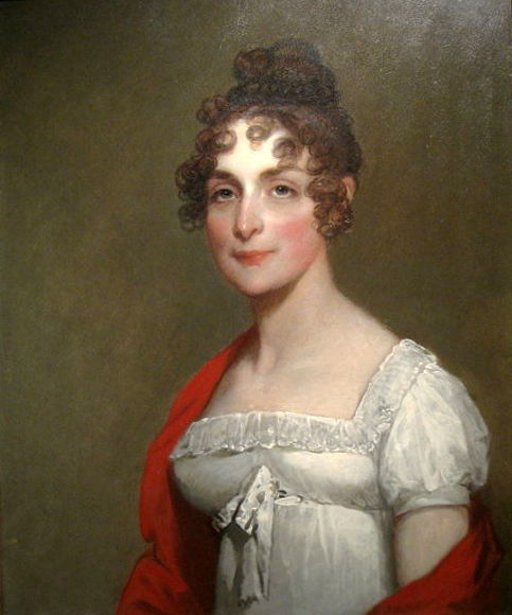 Margaret Crease Stackpole (Mrs. Francis Welch)