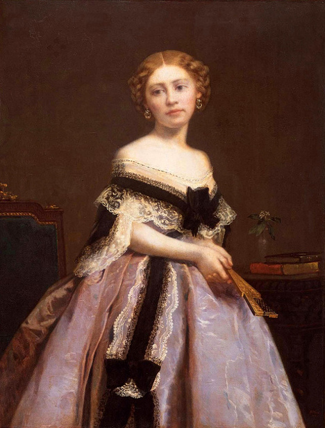 Mrs. Robert C. Winthrop (Frances Pickering Adams)