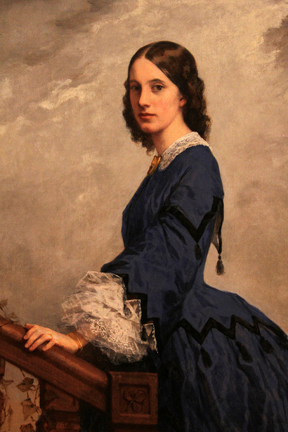 Mrs. Robert Shaw Sturgis (Susan Brimmer Inches)