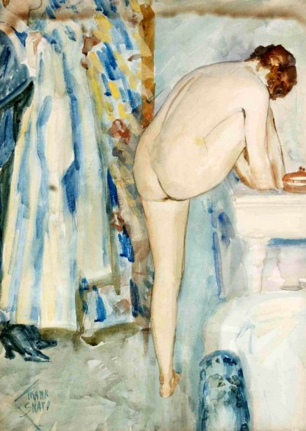 Nude Bathing