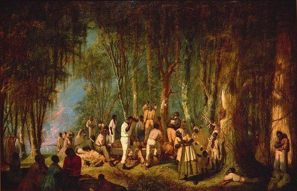 A Plantation Burial