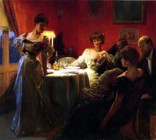 A Supper Party
