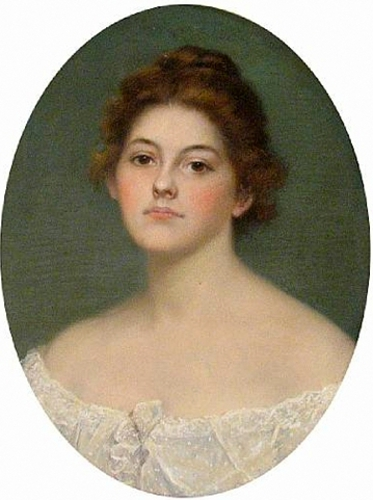 A Young Lady